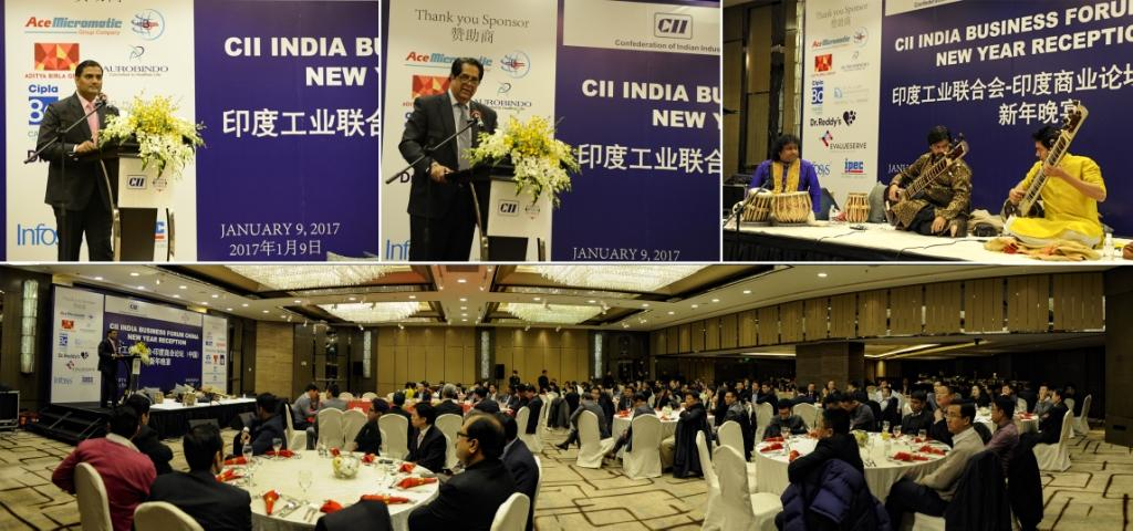 Welcome Consulate General of India,Shanghai