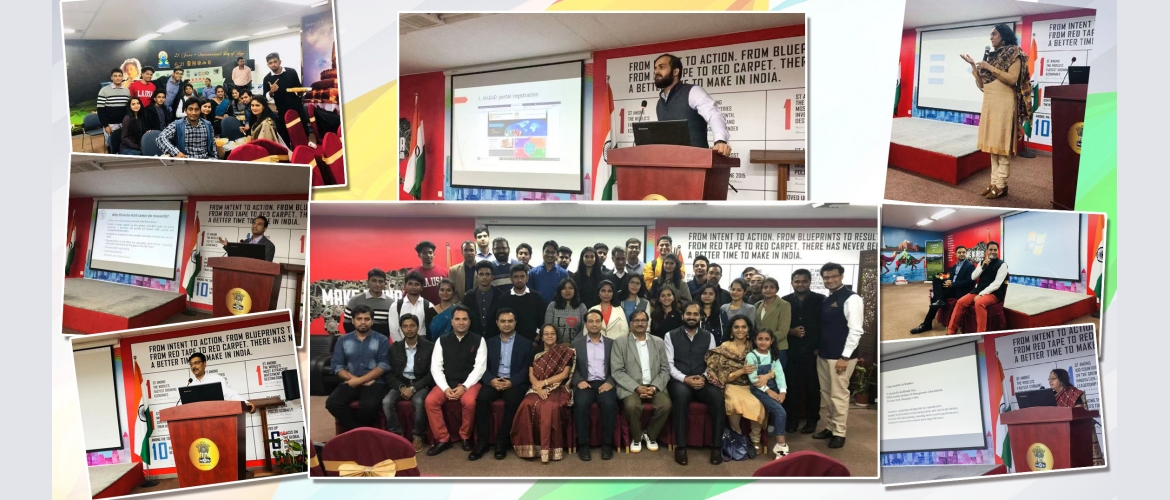 Outreach event for Indian students and Academic Seminar at CGI Shanghai, Oct 21st, 2018
