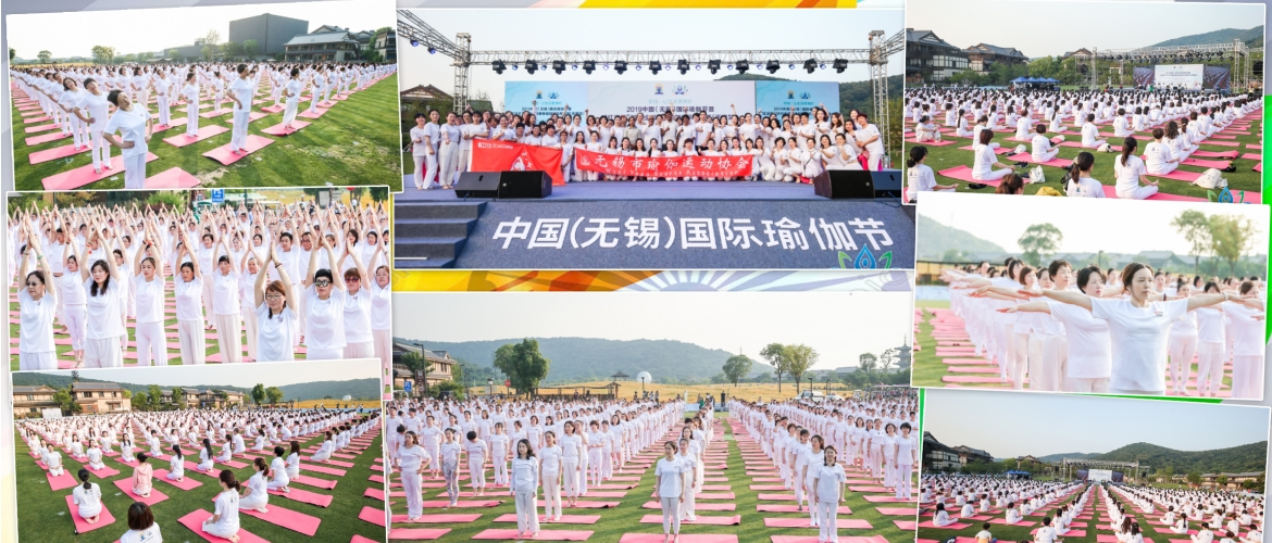 IDY #3 event at Wuxi saw several hundreds Chinese people participate 