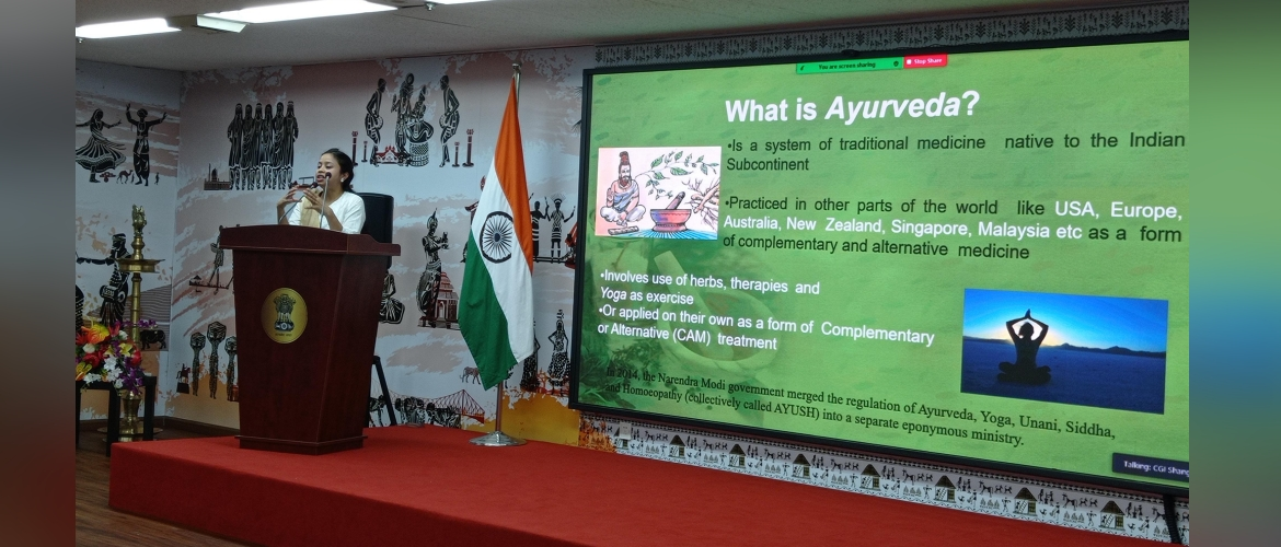 Celebrations of 5th Ayurveda Day
